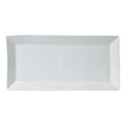 Pacific - Dots Rectangular serving tray, 39.5cm, mint