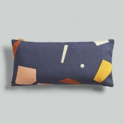 Lumbar - Roger Lewis Collaboration Cushion, H27 x W55cm