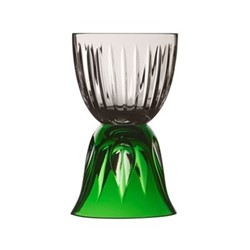 Les Endiables Cerdagne glass, grey/green