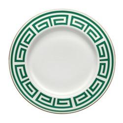 Labirinto Plate, 30.5cm, smeraldo
