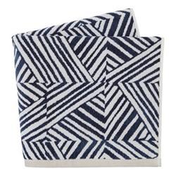 Konoko Bath sheet, 90 x 150cm, indigo