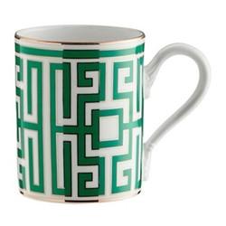 Labirinto Mug, 40cl, smeraldo