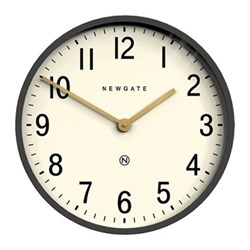 Mr Edwards Wall clock, Dia45cm, moonstone grey