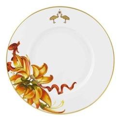 Amazonia Dessert plate, 23cm, green