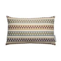 Palopo Cushion, 42 x 70cm, burgundy multi