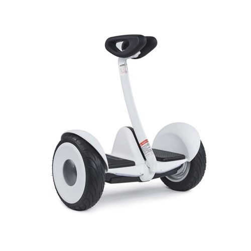 Ninebot S Pro hoverboard, white