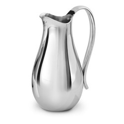 Drift Pitcher, 1 litre, silver