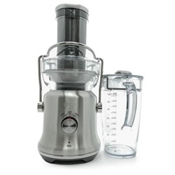 The Nutri Juicer Cold Plus Juicer, 2 litre, stainless steel