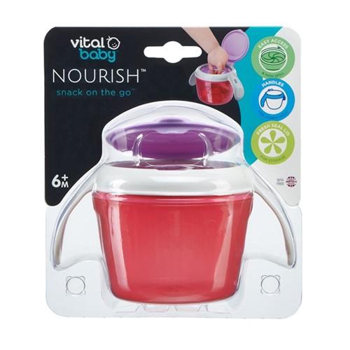 Vital baby weaning bundle fizz, Pink/Purple
