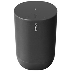 Move Smart outdoor and indoor speaker, black