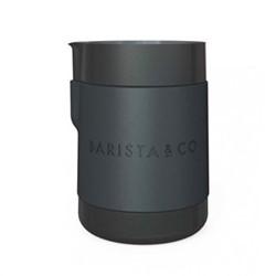 Shorty Professional milk jug, 600ml, black