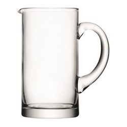 Basis Jug, 1 litre, clear