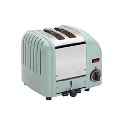 Classic Vario 2 slot toaster, eucalyptus