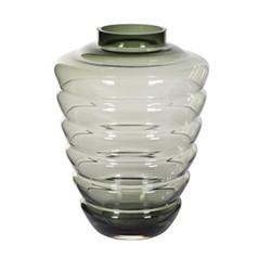 Hive Vase, H30 x D23cm, Green