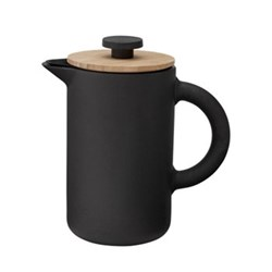 Theo by Francis Cayouette Filter coffee jug, H20cm - 0.8 litre, black