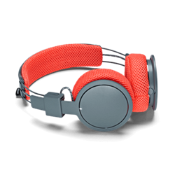 Hellas Wireless headphones with removable headband and ear cushions, rush