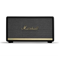 Stanmore II Bluetooth speaker with Google Assistant , H18.55 x W35 x D18.5cm, black