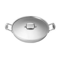 Fusion 5 Chef pan, 4.7 litre - D32cm, stainless steel