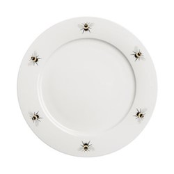 Bees Side plate, 21cm