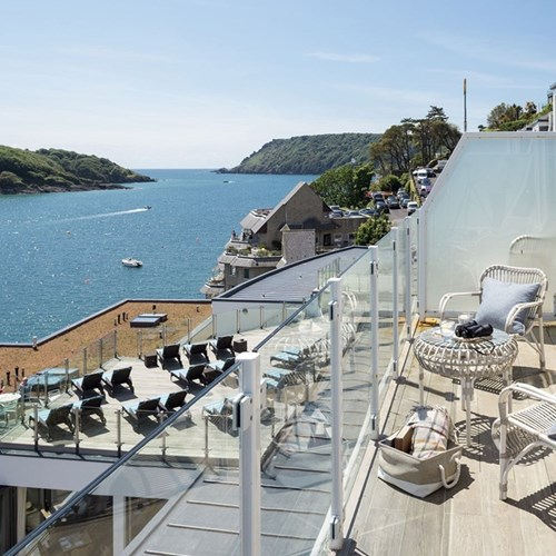 Gift Voucher towards one night at The Salcombe Harbour Hotel for two, Devon