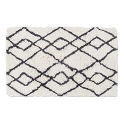 Fes Bath mat, 50 x 80cm, mist grey