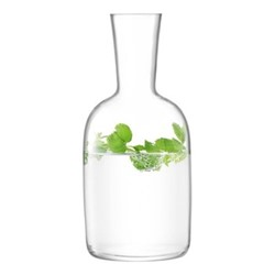 Borough Water carafe, 1.1l, clear