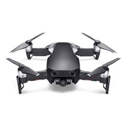 Mavic Air drone with controller and accessory pack, onyx black