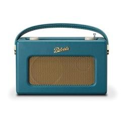 Revival iStream 3 DAB/DAB+/FM smart radio, H16 x W25.5 x D11cm, teal blue