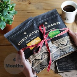 Discovery Roasters choice, 4 months subscription
