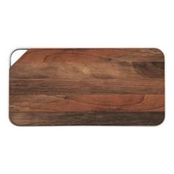 Living Wood Cutting board, 46 x 23cm, walnut