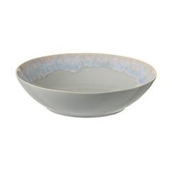 Taormina Set of 6 soup/pasta plates, 21.5cm, grey