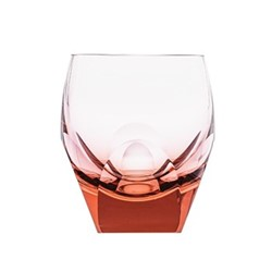 Bar Tumbler, 220ml, rosalin/red