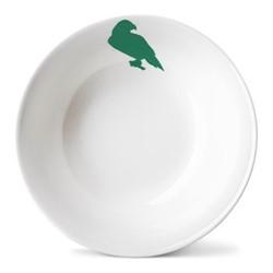 Parakeet Cereal bowl, H5.5 x Dia18cm