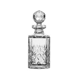 Edinburgh Square spirit decanter, 1 litre