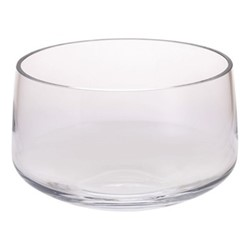 Delilah Medium bowl, D17cm, clear