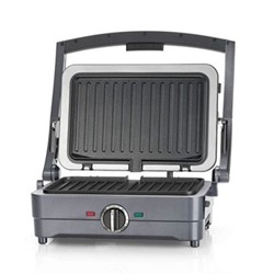 Style 2 in 1 Grill and sandwich Maker, 150x320x260