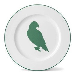 Parakeet Dinner plate, 26cm