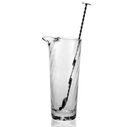 American Bar - Dakota Martini mixer and stirrer, 80cl