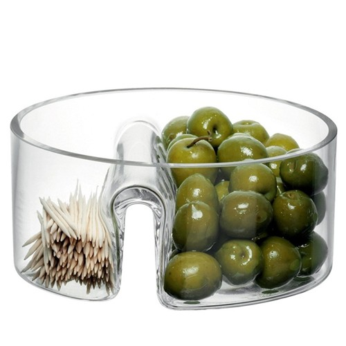 Serve Serving dish, 14cm, clear