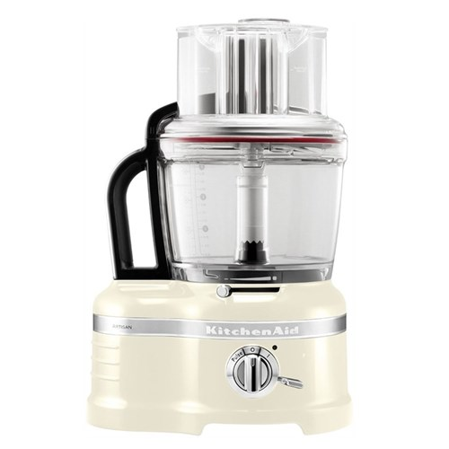 Artisan Food processor , 4 litre, almond cream