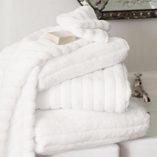 Hydrocotton Hand towel, 50 x 90cm, white