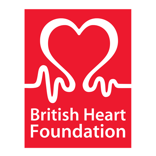 British Heart Foundation donation
