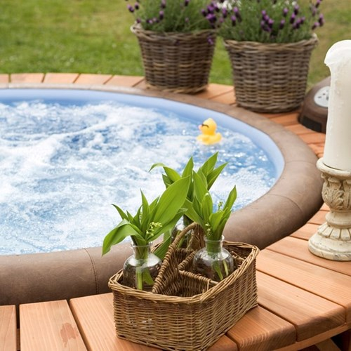 Hot tub fund