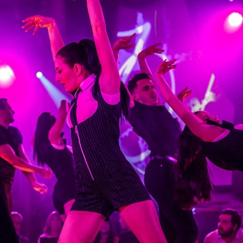 Premium tickets and dinner for two at the London Cabaret Club