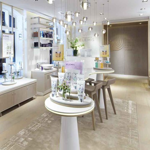Beauty house treatments and Michelin star lunch for two