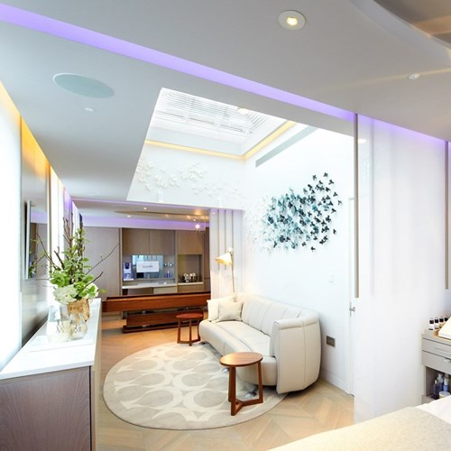 Personal Oasis Private penthouse treatment time for two at house of Elemis