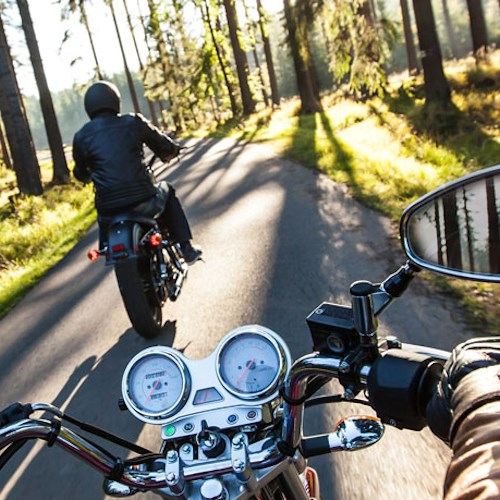 Three-day tour through south east England for two by Harley Davidson