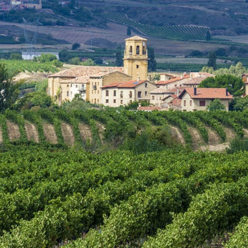 Two night spanish wine getaway and three Michelin-starred lunch for two