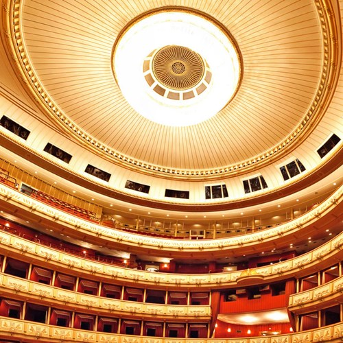 Operatic break for two in Vienna