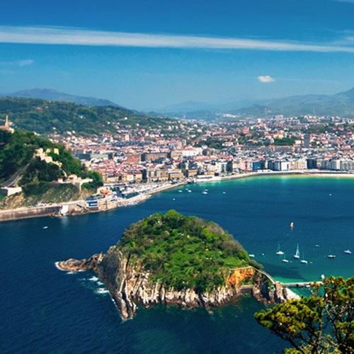 Exclusive Michelin-starred foodie getaway in San Sebastián